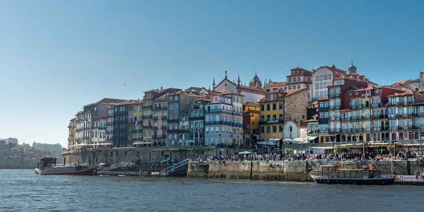 Porto, the home of port wine