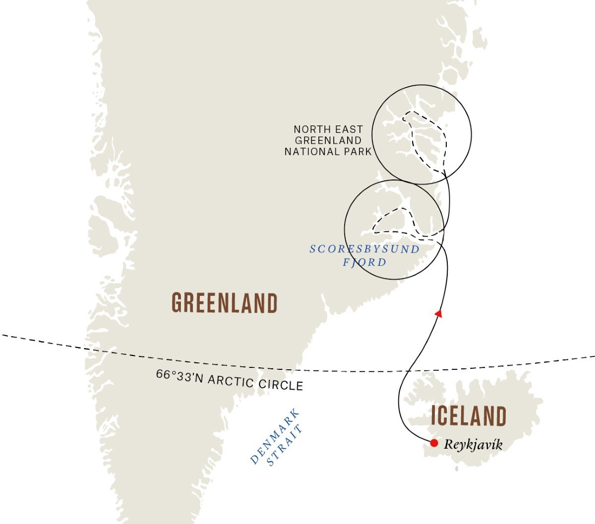 Greenland - The Ultimate Fjord and National Park Expedition