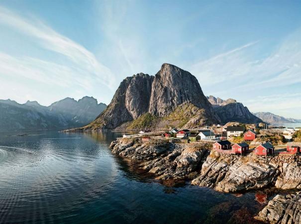 Experience Reine in the famous Lofoten Islands.