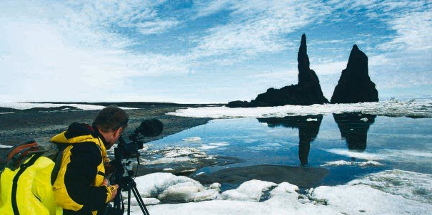 Franz Josef Land, only 900 km from the North Pole, is an ideal destination for photographers.