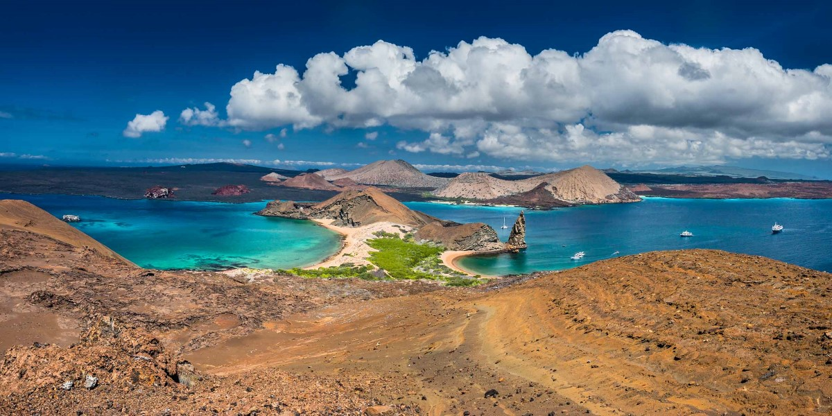 Visit The Galapagos Islands And Cruise The West Coast Of