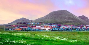 Longyearbyen is the centre of Svalbard, and a great place for adventure travellers.