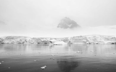 Antarctica, the last untouched continent