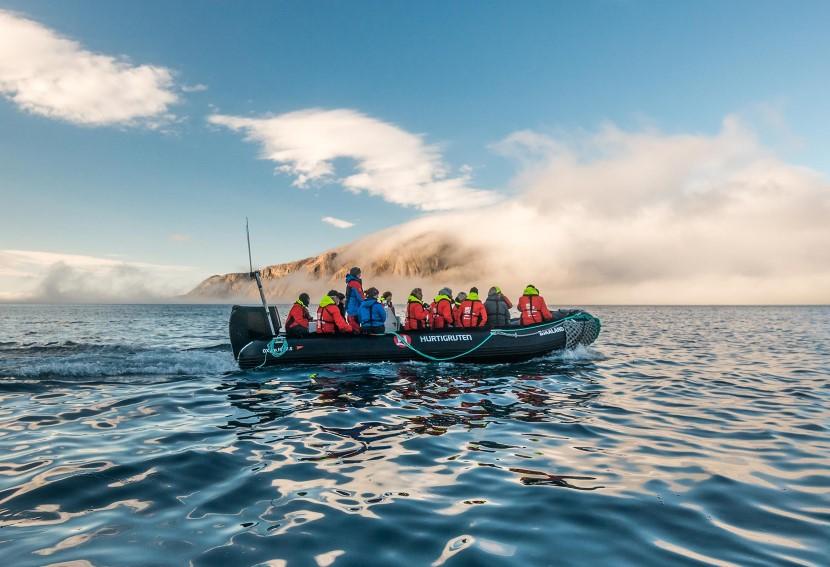 Tenderboat, Killiniq Island, Canada