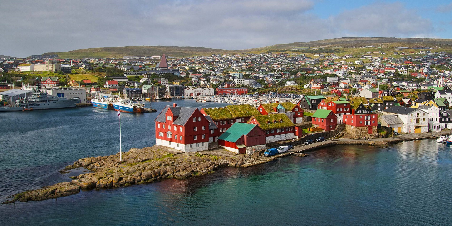 Tórshavn, the smallest capital in the world