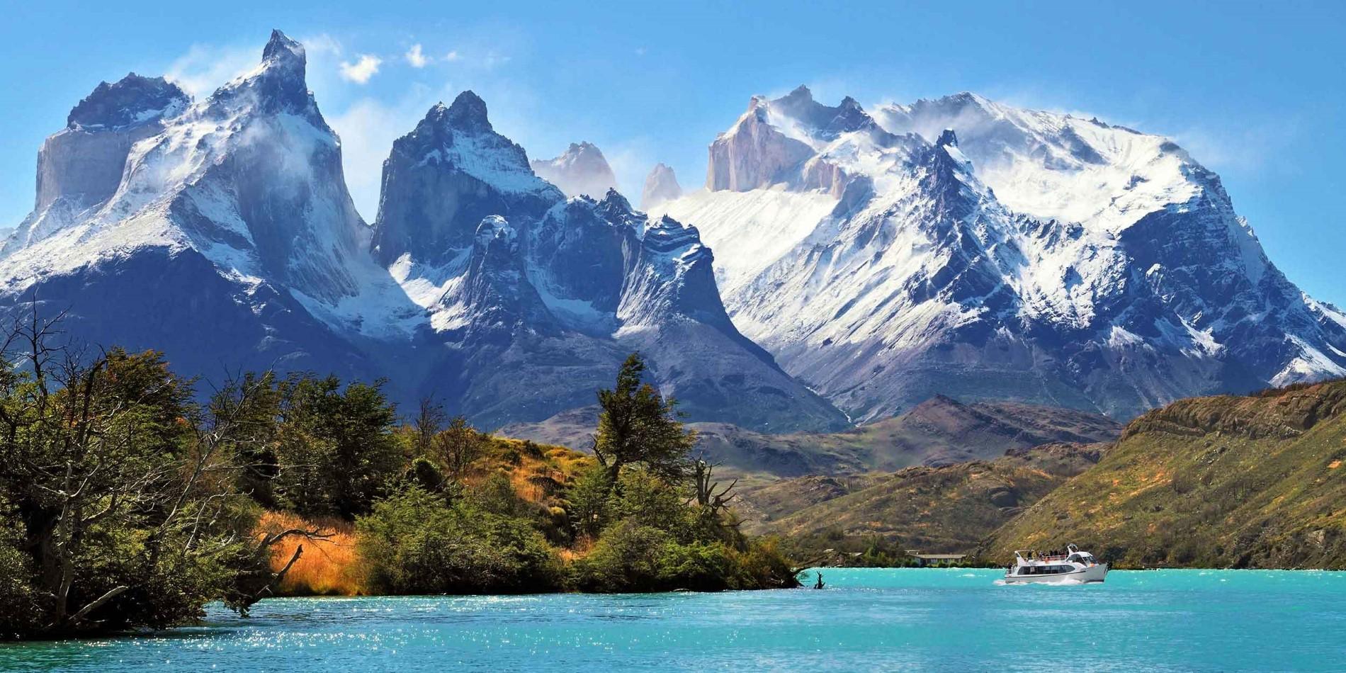 South America Tours: Puerto Natales - Torres del Paine National Park    Hurtigruten