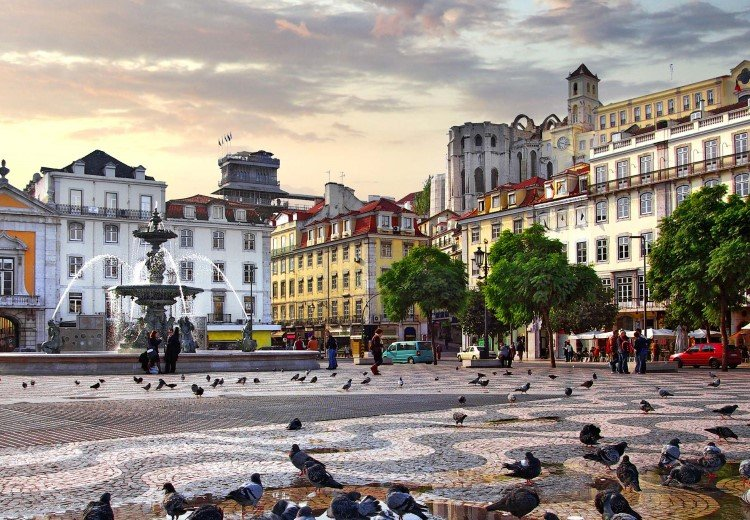 Explore vibrant and exciting cities like Lisbon