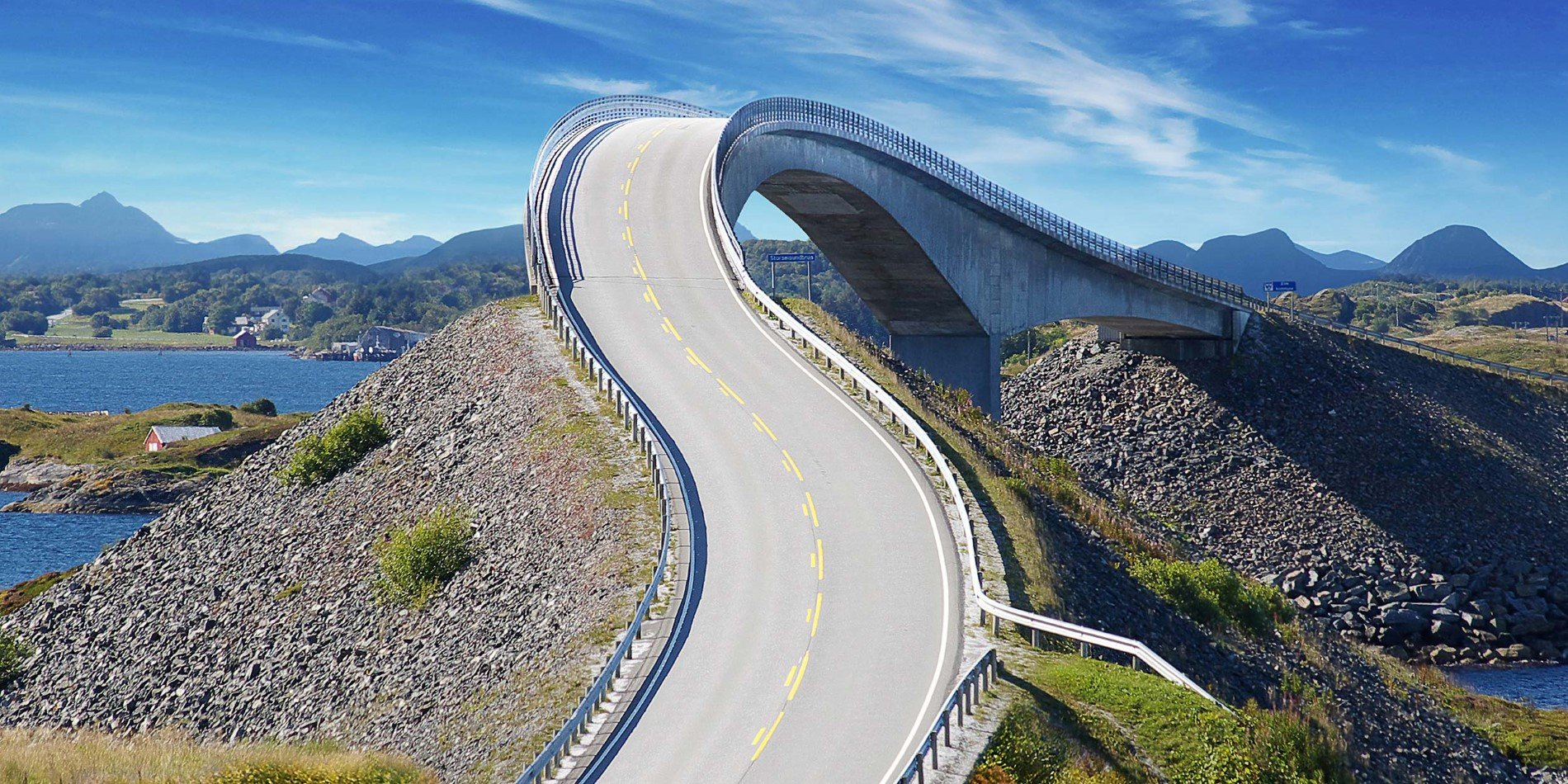 Bridge on the Atlantic Road