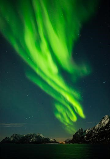 See the Northern Lights in Norway with Hurtigruten