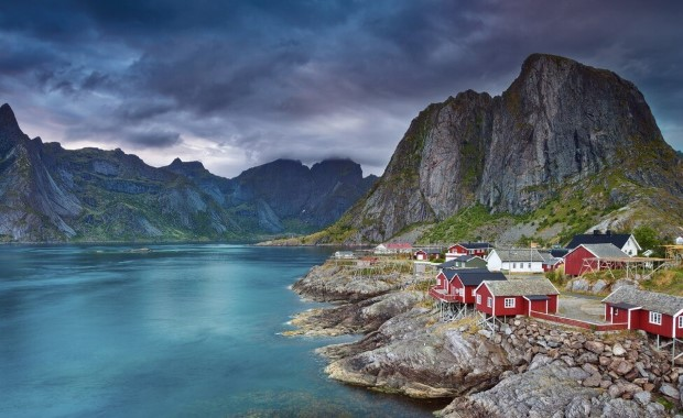 Reine, a true gem in Lofoten.