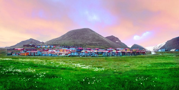 Longyearbyen is a unique town, perfect for travellers looking for an adventure.