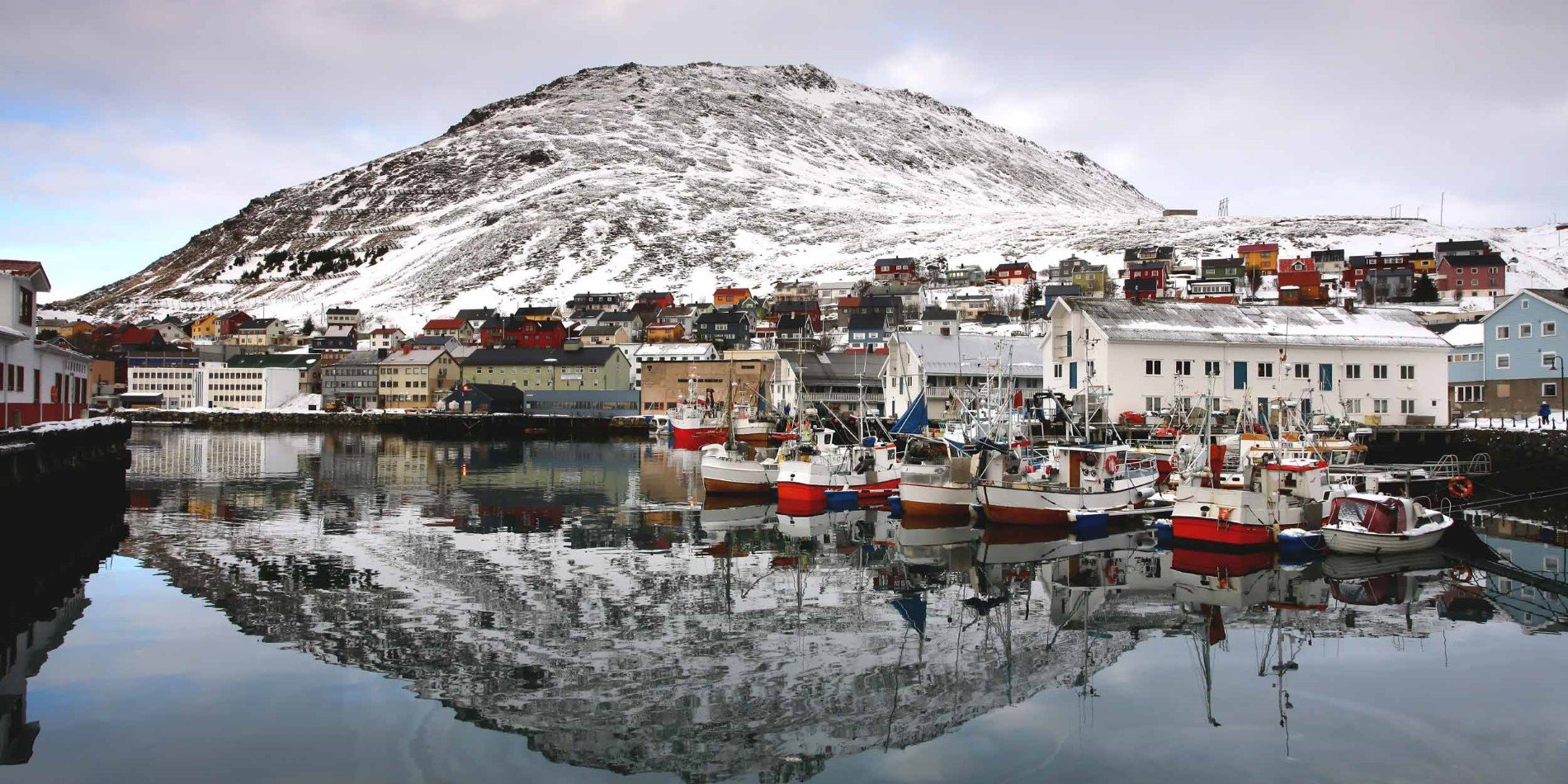 Port of Hånningsvåg