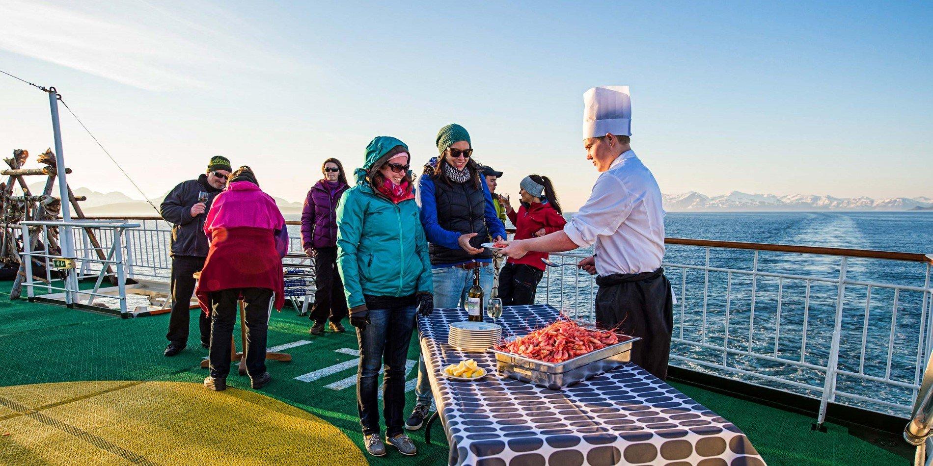 A Z On Board Guide Hurtigruten