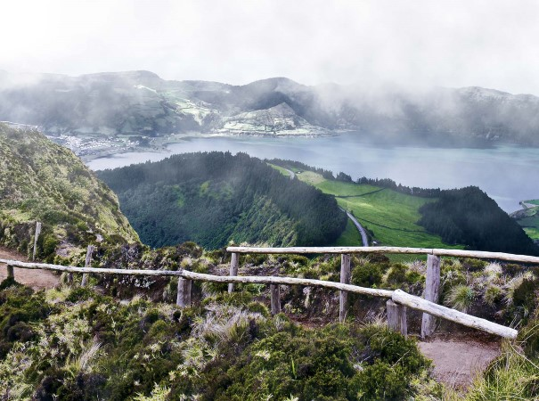With nicknames like the green, purple and black islands, it´s easy to imagine how unique and distinctive each of our Azores destinations are.