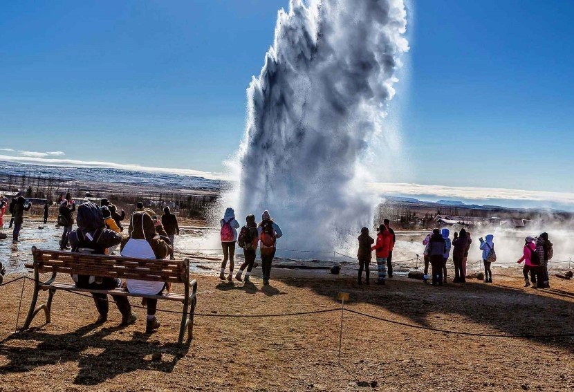Geysers exist in only a few places on Earth, so they are a fairly rare phenomenon